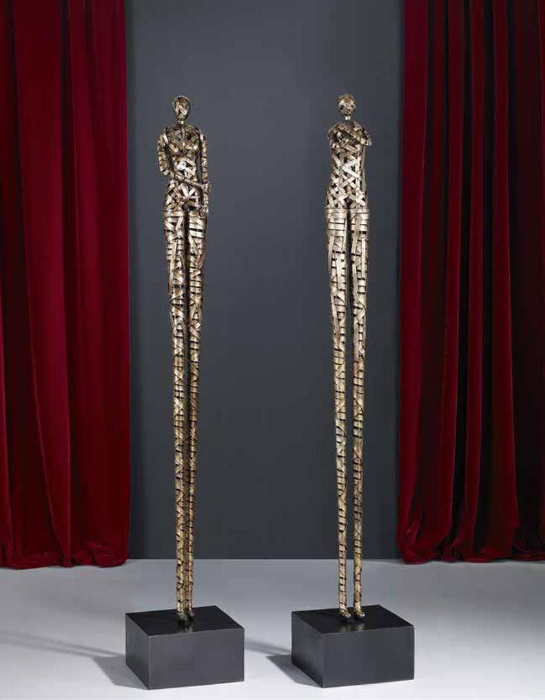 Figuras decorativas piernas largas decoraci n beltr n tu Oferta decoracion hogar online