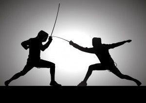 Fencing Sword Clipart Free Download