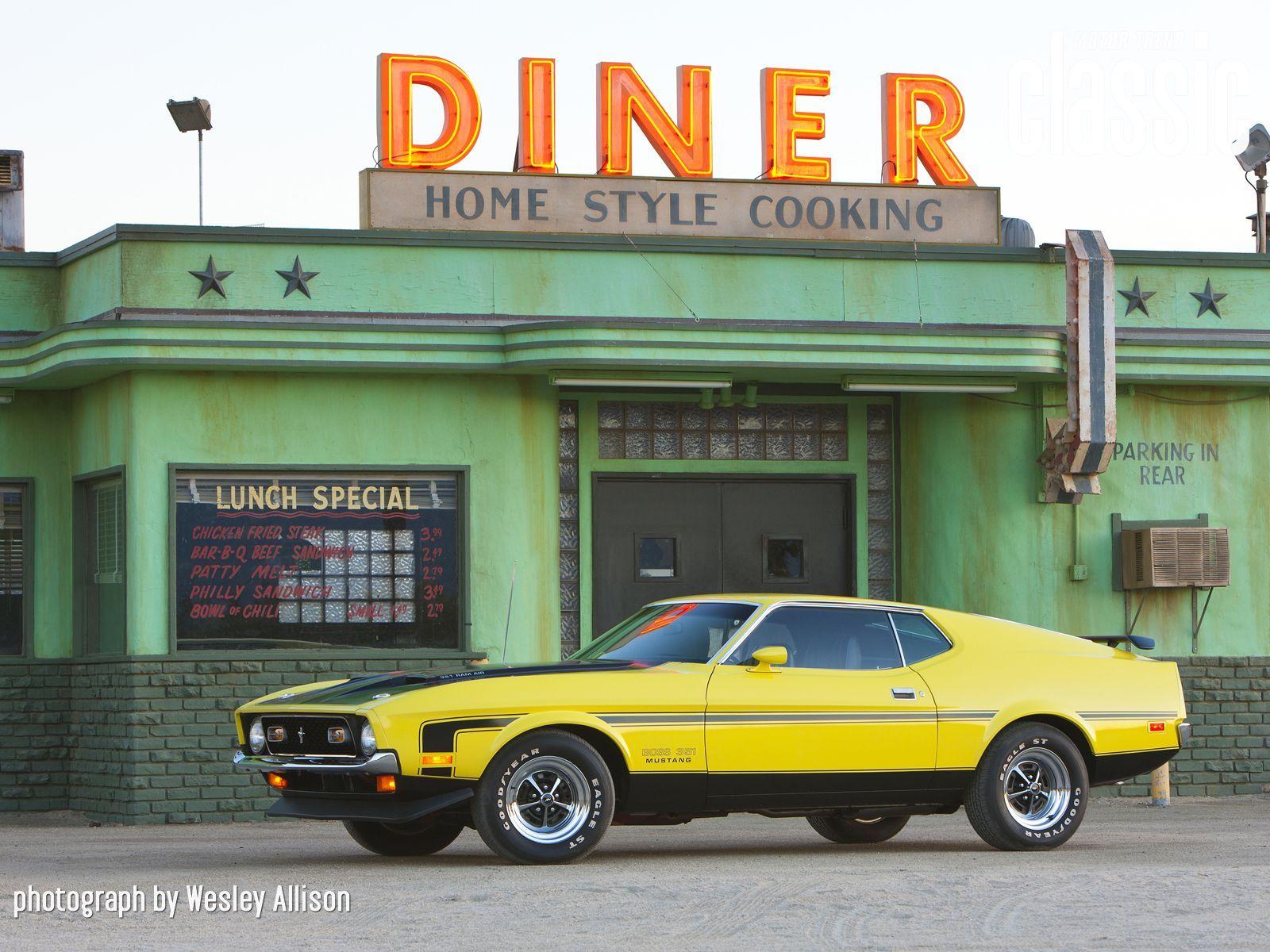 1971 Mustang Boss 351 Autos Y Motocicletas Coches Clasicos Autos Y Motos
