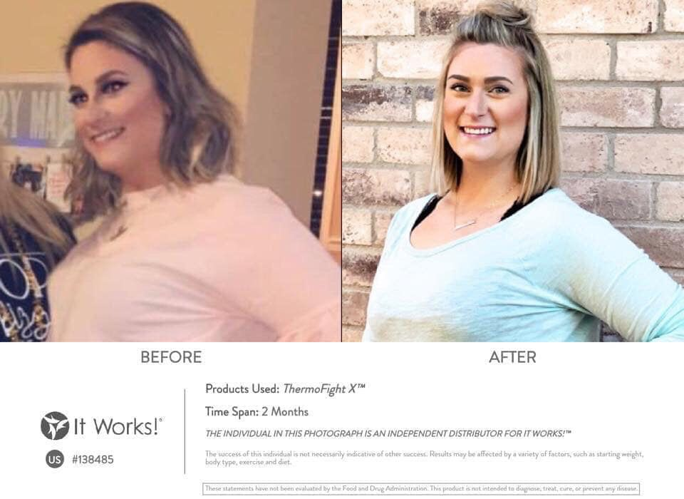 These results are amazing check out my itworks store go to ...