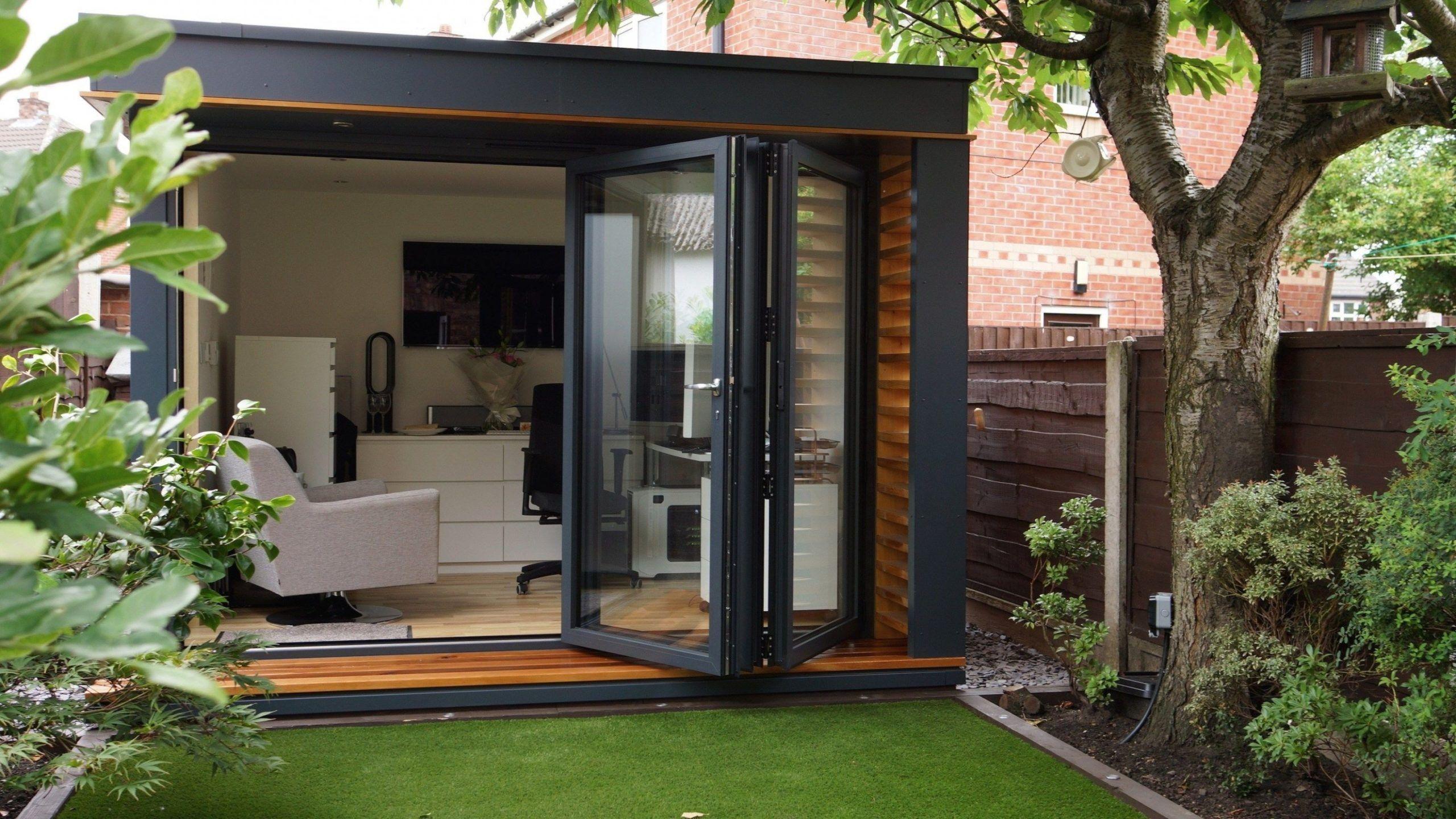 Garden Office Design Ideas#design #garden #ideas #office in 9