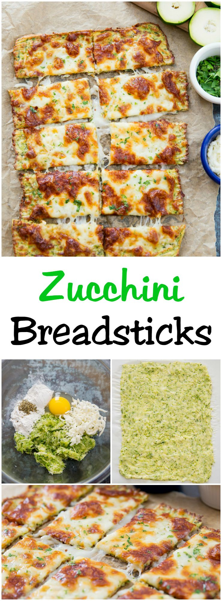 Photo of Zucchini Breadsticks