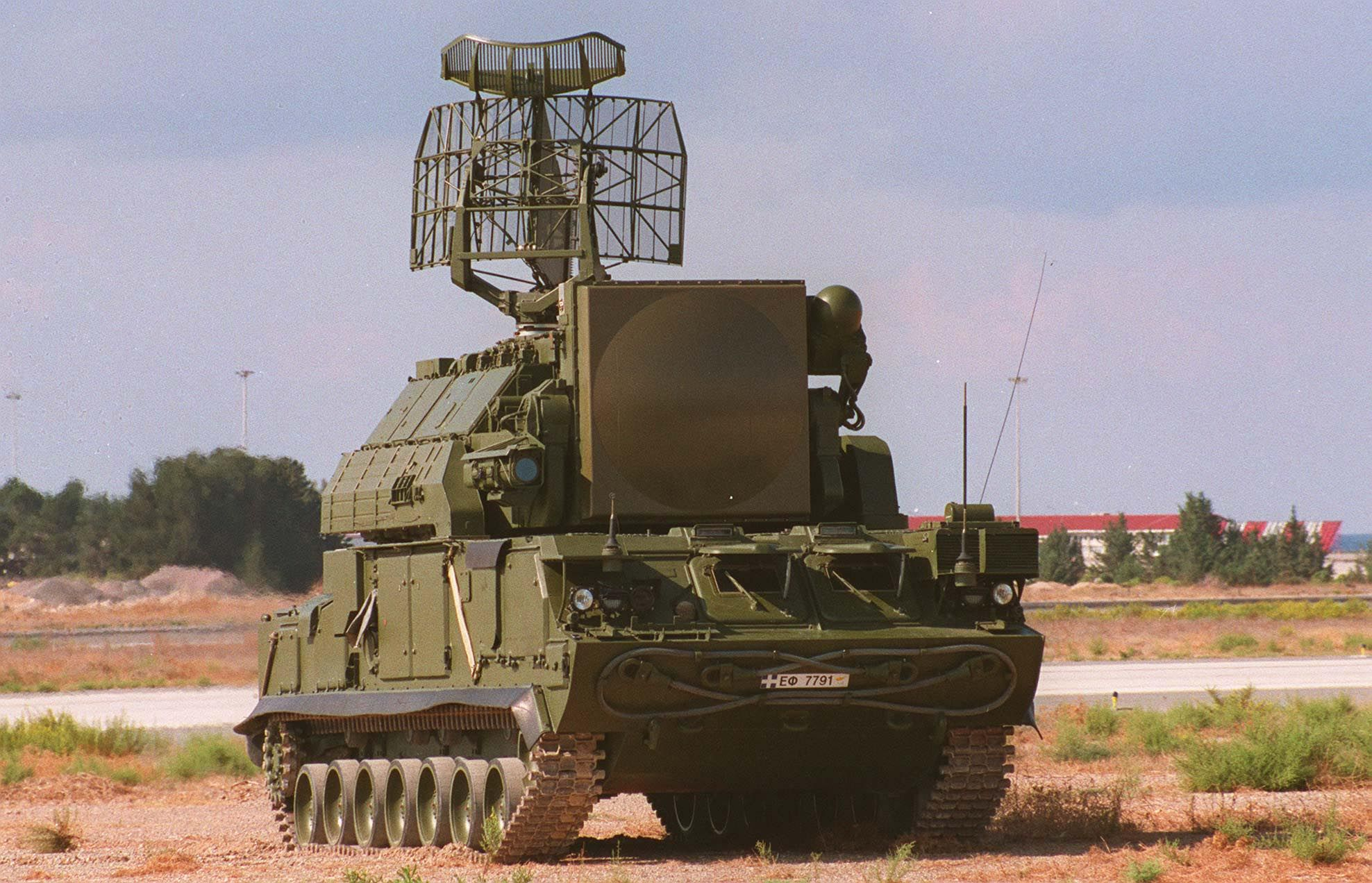 9K330 Tor SA-15 Gauntlet Short...