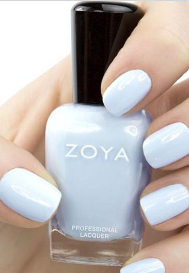 zoya lovely spring | Nails! | Pinterest | Spring, Make up and Hair ...