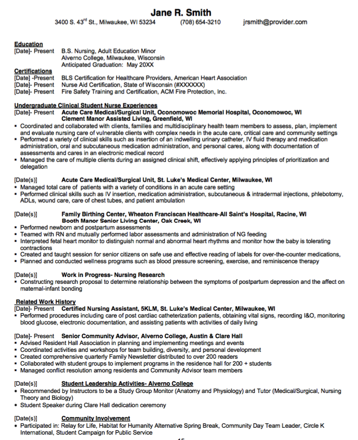 Nurse Education Resume Sample   Http://exampleresumecv.org/nurse Education  Resume Sample/
