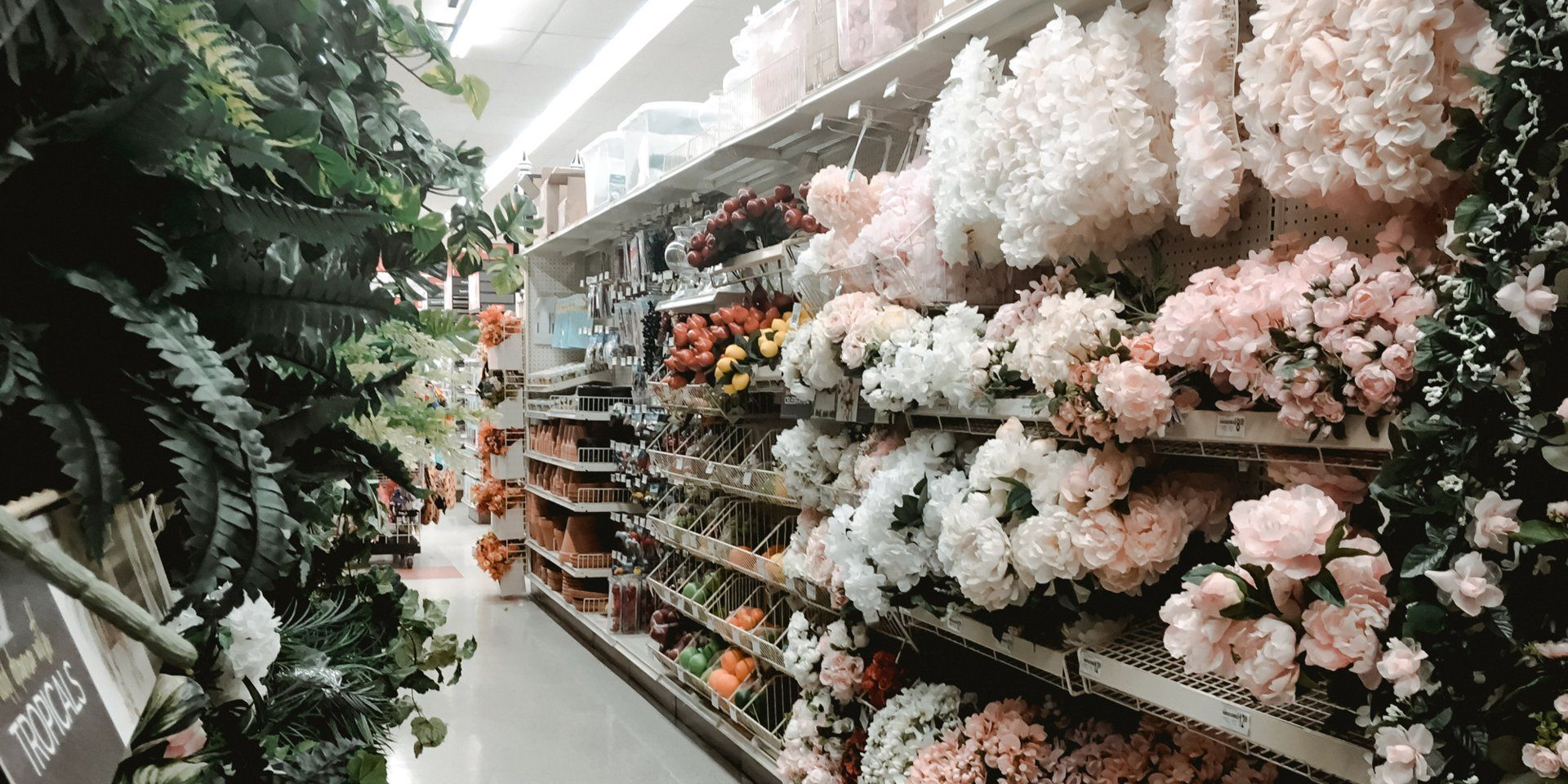 We visited Hobby Lobby and Michaels to see which was a