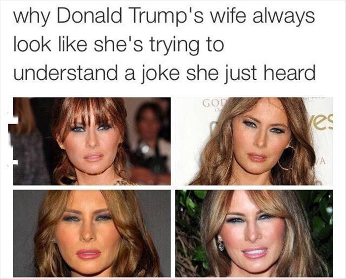Melania Trump Meme Google Search Really Funny Funny Humor