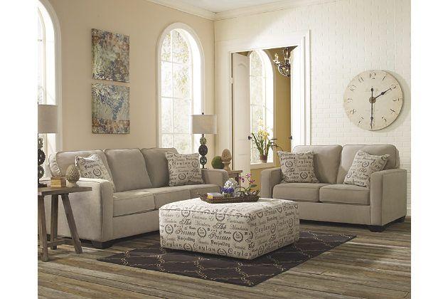 Alenya 3 Piece Living Room Setashley Homestore Tan  Living Inspiration Tan Living Room Collection Inspiration Design