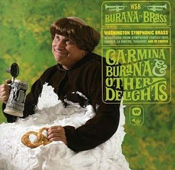 Washington Symphonic Brass - Carmina Burana & Other Delights
