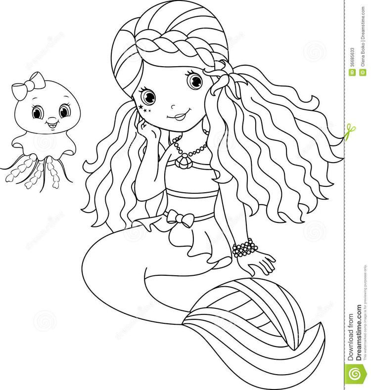 Free Coloring Pages Of Cute Baby Mermaids Mermaid Coloring Pages Mermaid Coloring Book Ariel Coloring Pages