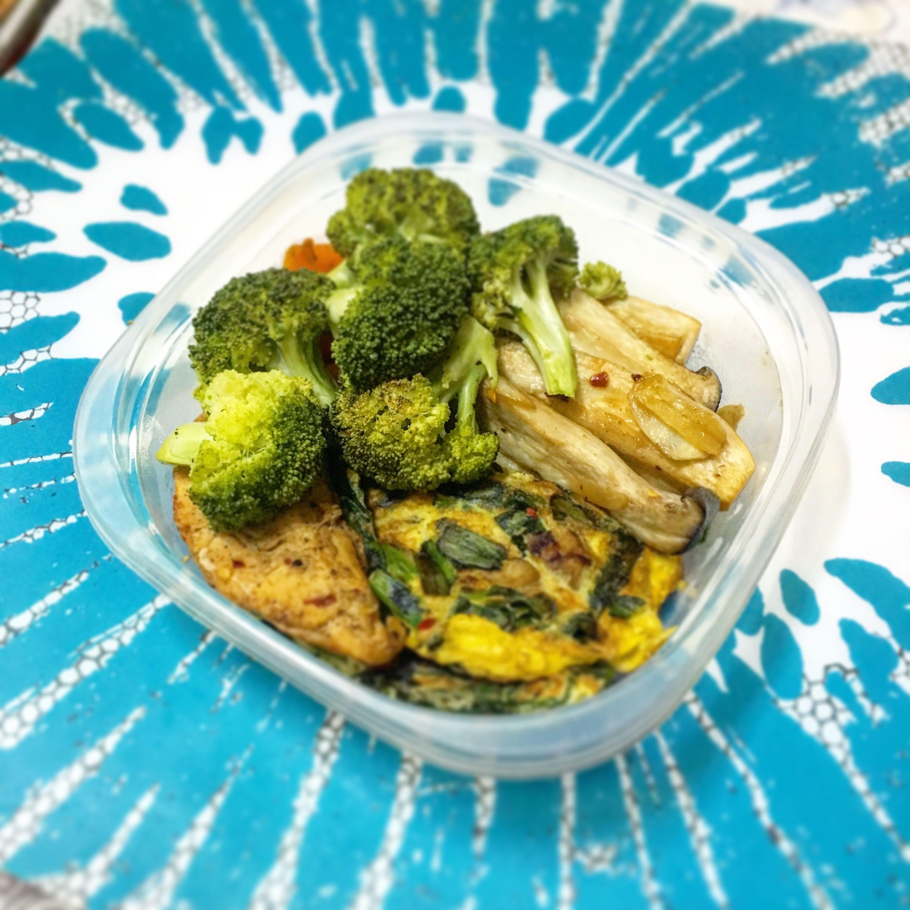 . . . . #mealprep #mealprepsunday #healthydiet #healthy #eatclean #healthylifestyle #startingover #weightloss #weightlossdiet #healthyandyummy #chickebreast #broccoli #mushroom #foodie #delicious