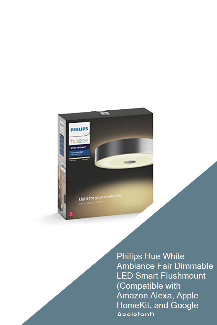 Philips Hue White Ambiance Fair Dimmable LED Smart