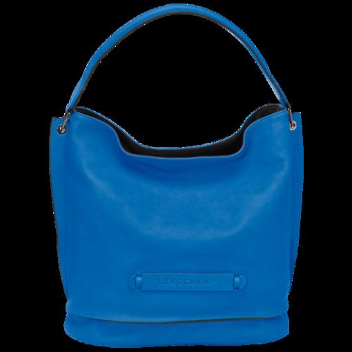 Besace Longchamp 3D Sacs Longchamp Bleu Longchamp