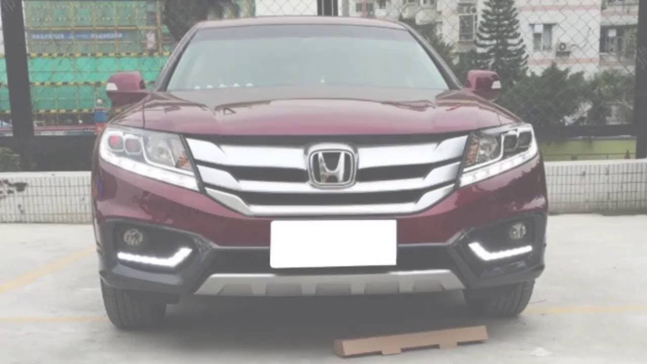 Honda Crosstour Led Daytime Running Lights Are A Great Way