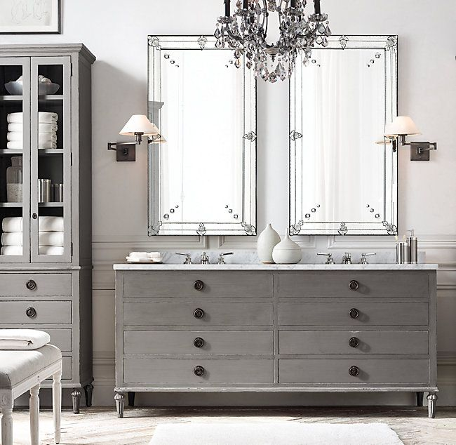 33++ Double vanity with drawers inspiration