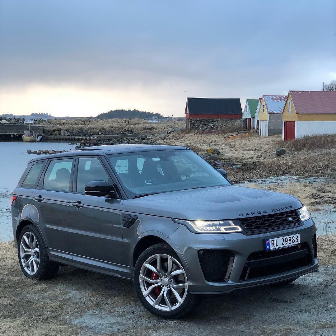 2018 Range Rover Sport SVR range_rover_industry on