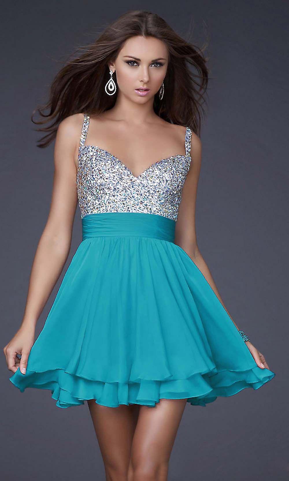 Junior Prom Short Dresses - Ocodea.com