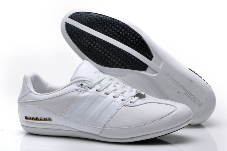 Detail:Men Cheap Adidas Originals Porsche Typ 64 Leather UK Trainers Sale  White Save: off