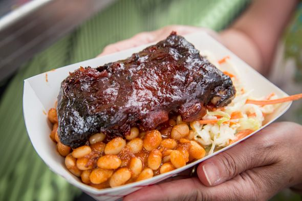 50 Awesome Eats From Toronto Food Trucks The Best Of Toronto