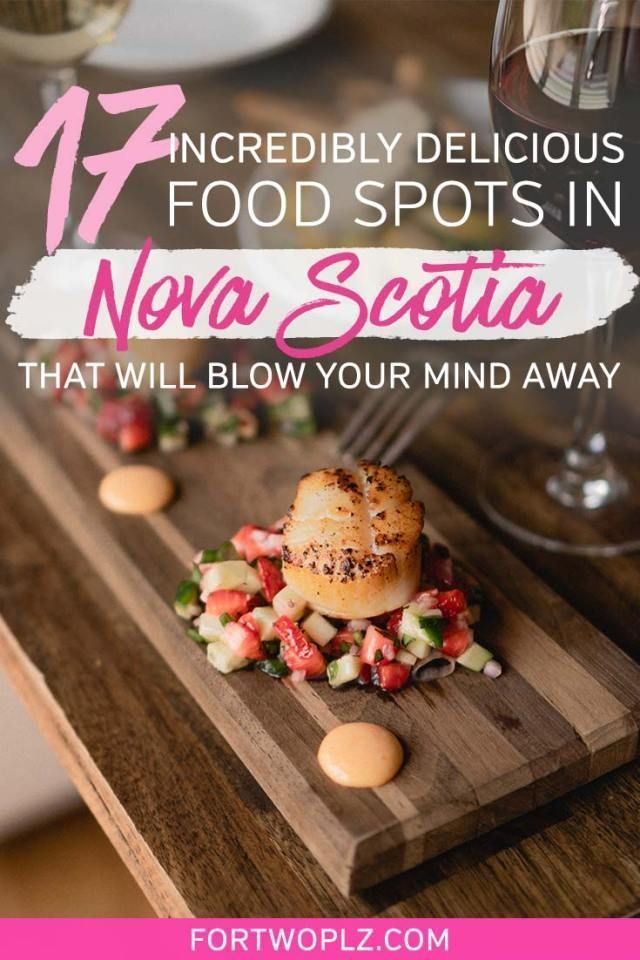Photo of [East Coast Canada Road Trip] How To Plan Your Nova Scotia Holiday Around Food