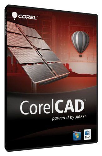 Corel CAD, powered by Ares (PC/Mac) #3dPrintingSoftware | 3D