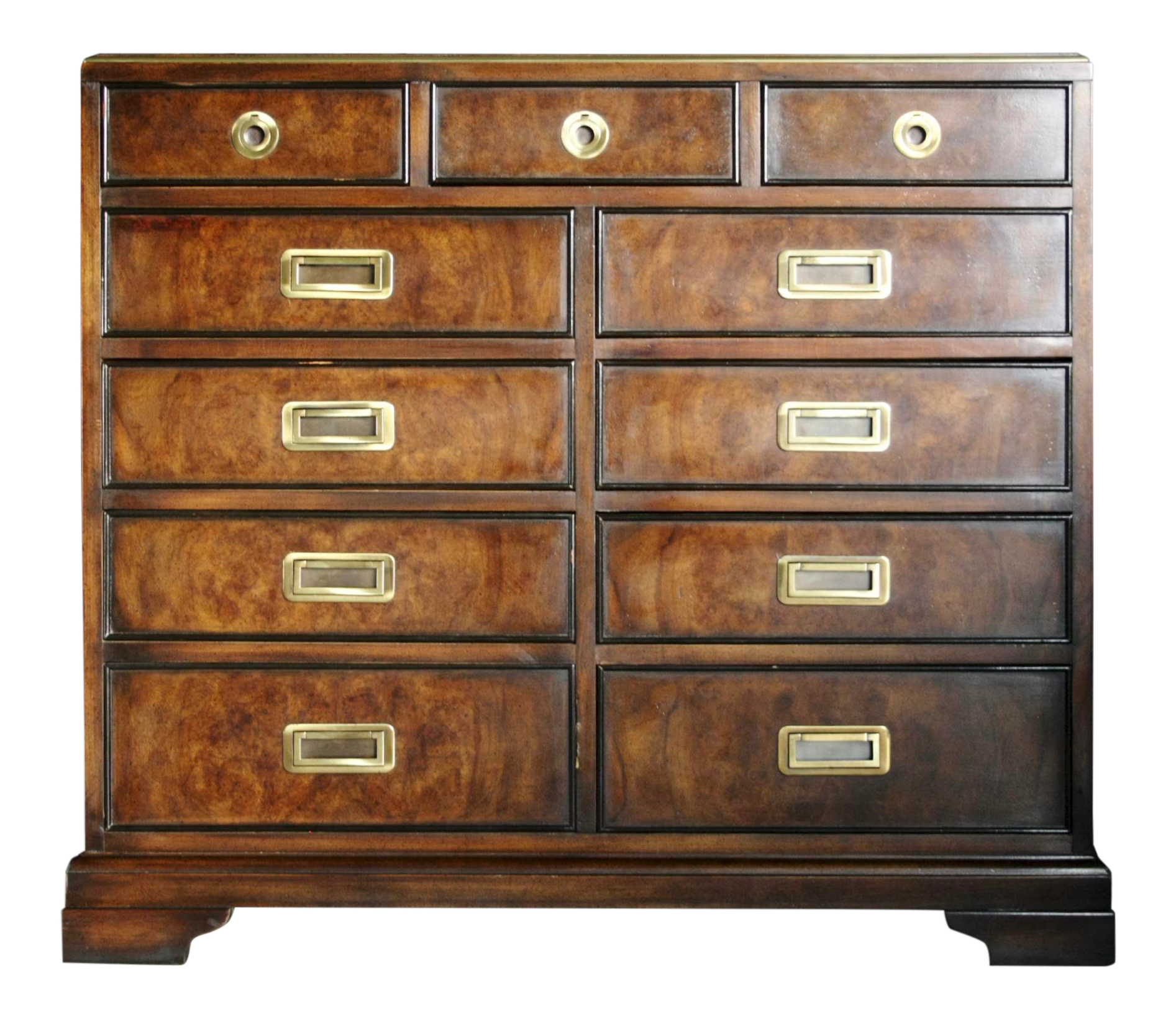 Drexel Heritage Campaign Chest Console With Images Drexel