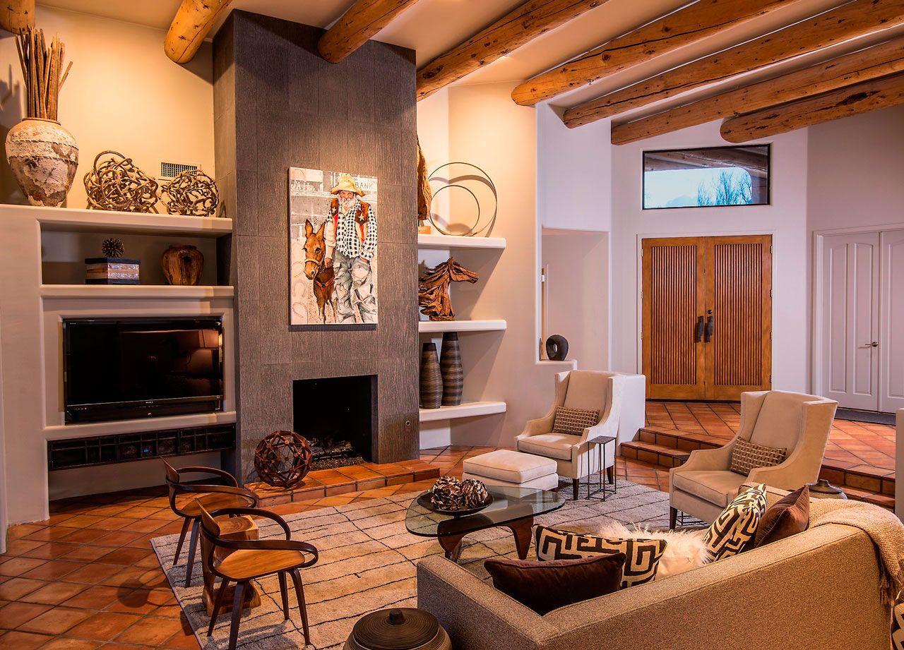 Southwestern Contemporary | HOME DECOR - SOUTHWEST | Pinterest ...