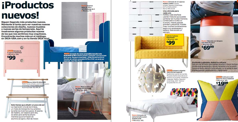 Catálogo IKEA 2015 USA en español ¡no te lo pierdas! | Ikea