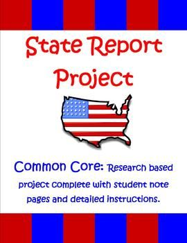 State Report For 4th   6th Grade | 5th Grade Writing  Unit 6 Informational  Writing | Pinterest | Common Cores, Rubrics And Students