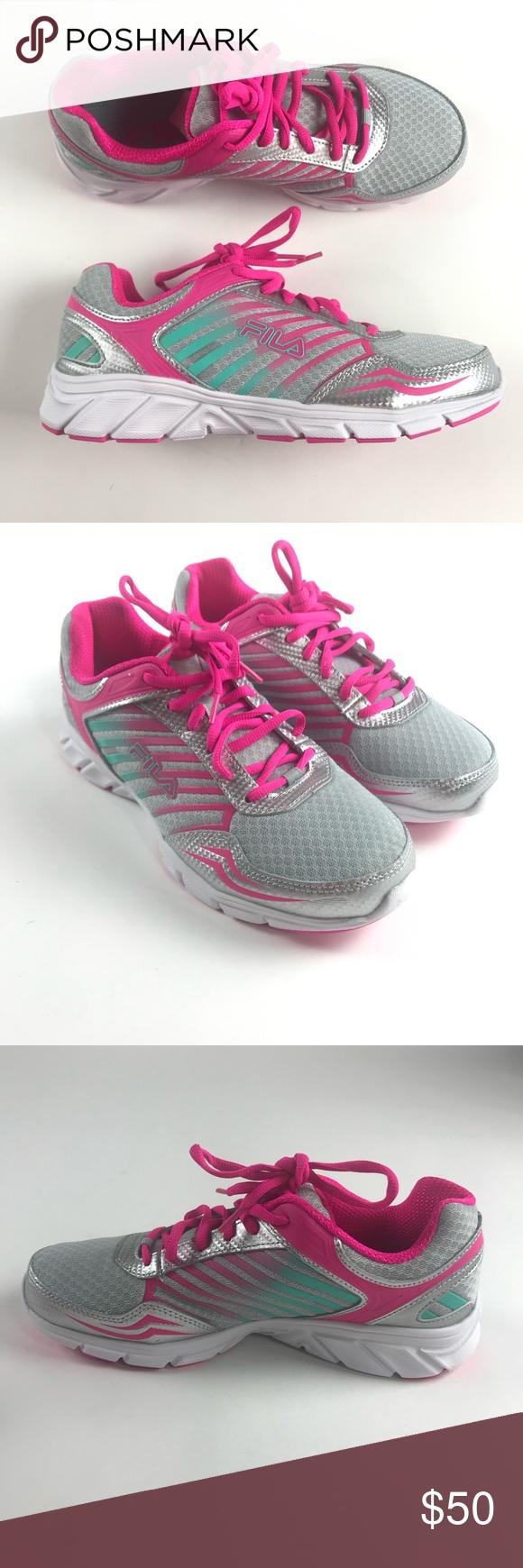 692b38f855cf Fila Gamble Running Shoes 8.5 Fila Gamble women s running shoes - brand new  without original box. Never been worn. Style   5SR20964-250.