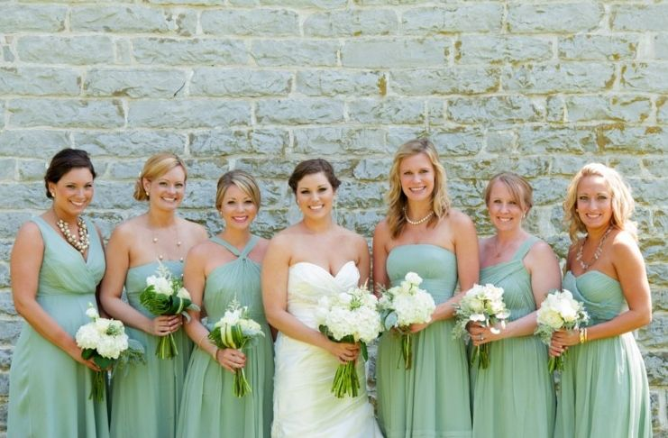 10  images about Earth Tone Bridesmaid Dresses / Zoo Wedding on ...