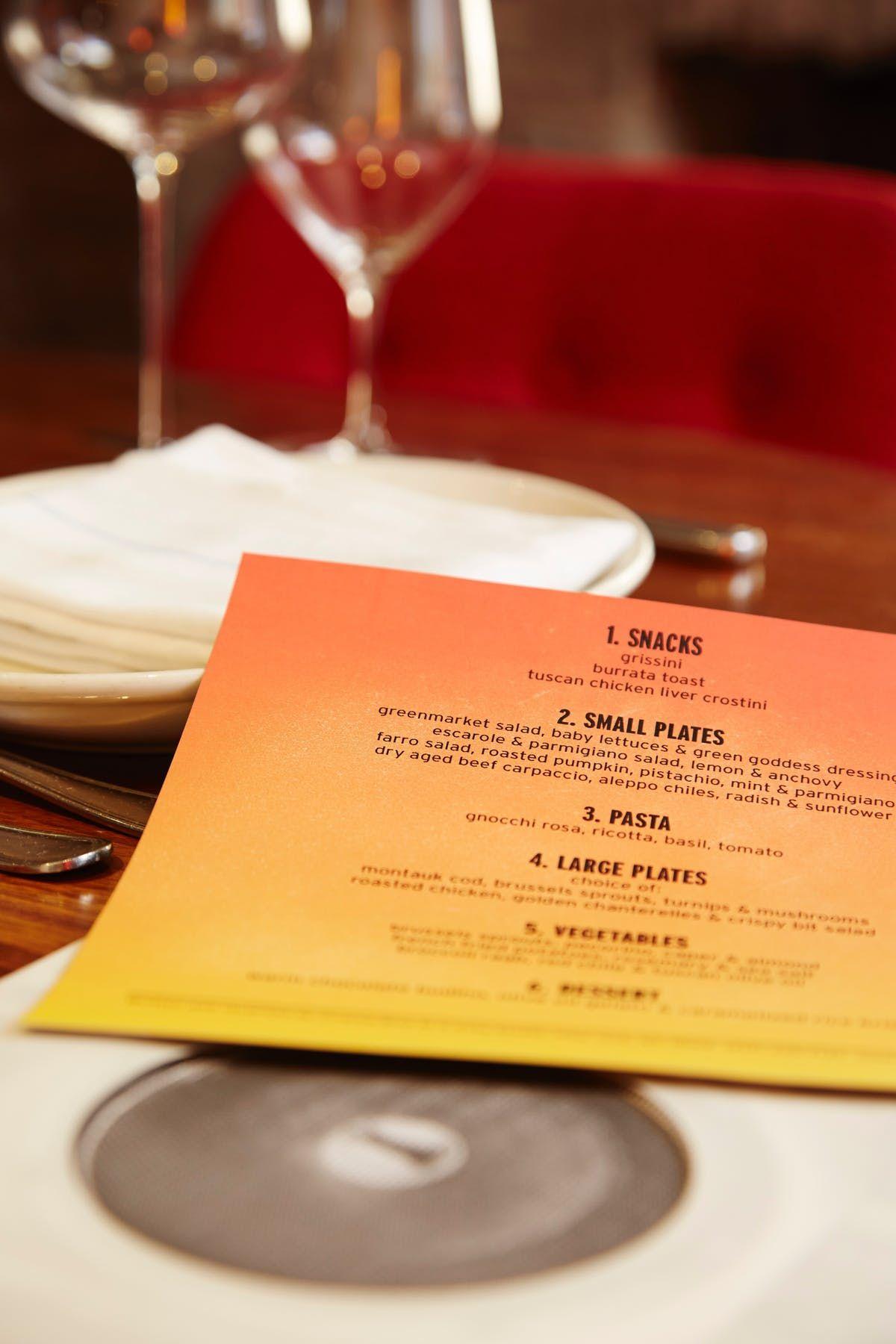 Charlie Bird Chicken Livers Restaurant Offers Tuscan Chicken