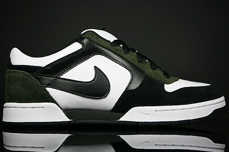 Accidental constructor sufrimiento  Nike Renzo Dark Army Black 378342-302 | Nike, Sneakers nike, Black