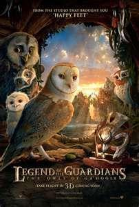 Legend Of The Guardians Legend Of The Guardians Animated Movies Ga Hoole