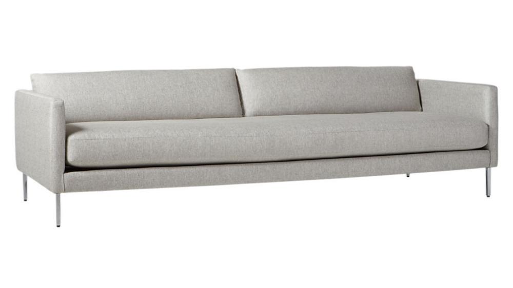 Miraculous Midtown Platinum Slim Sofa In 2019 Sofa Sofa Furniture Alphanode Cool Chair Designs And Ideas Alphanodeonline