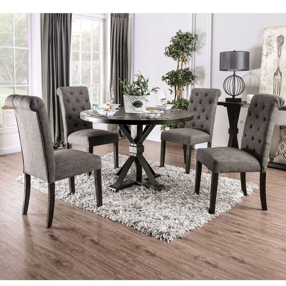 Overstock Com Online Shopping Bedding Furniture Electronics Jewelry Clothing More In 2020 Round Dining Set Round Dining Furniture Of America
