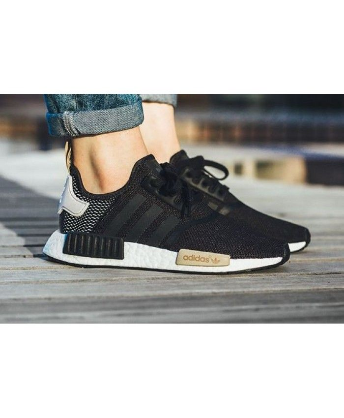 Adidas Nmd R1 Wmns Core Black Trainers Cheap Sale Adidas Nmd Black Adidas Trainers Women Black Adidas Shoes