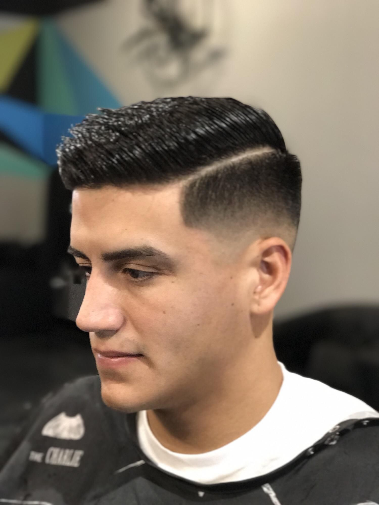 Mens Haircut 25 Any Haircut Of Your Choice Includes A Razor Line