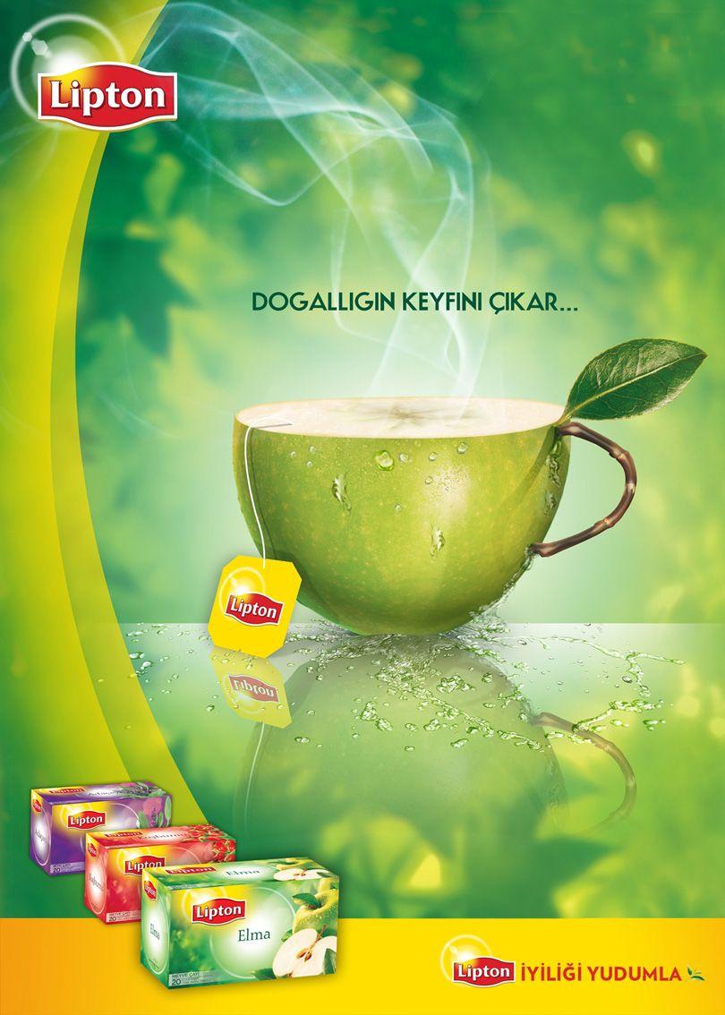 Реклама чай липтон 2017