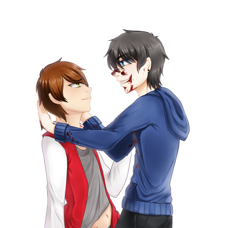 Commission for CraigTuckerFTW A Yandere!Craig x Clyde
