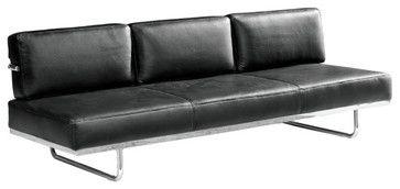 Flat Lc5 Sofa Bed Contemporary Furniture Futonscontemporary Furnituremiami