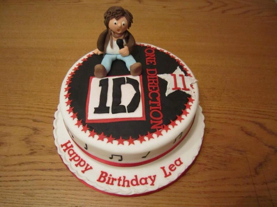 Harry styles 1Direction cake Party Ideas Pinterest