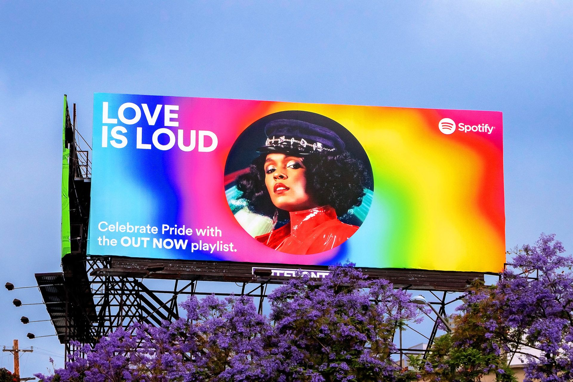 Spotify Pride Month Global Campaign, art, drawing,