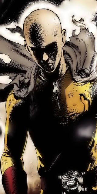 One Punch Man - Anime Popular Photo Collection
