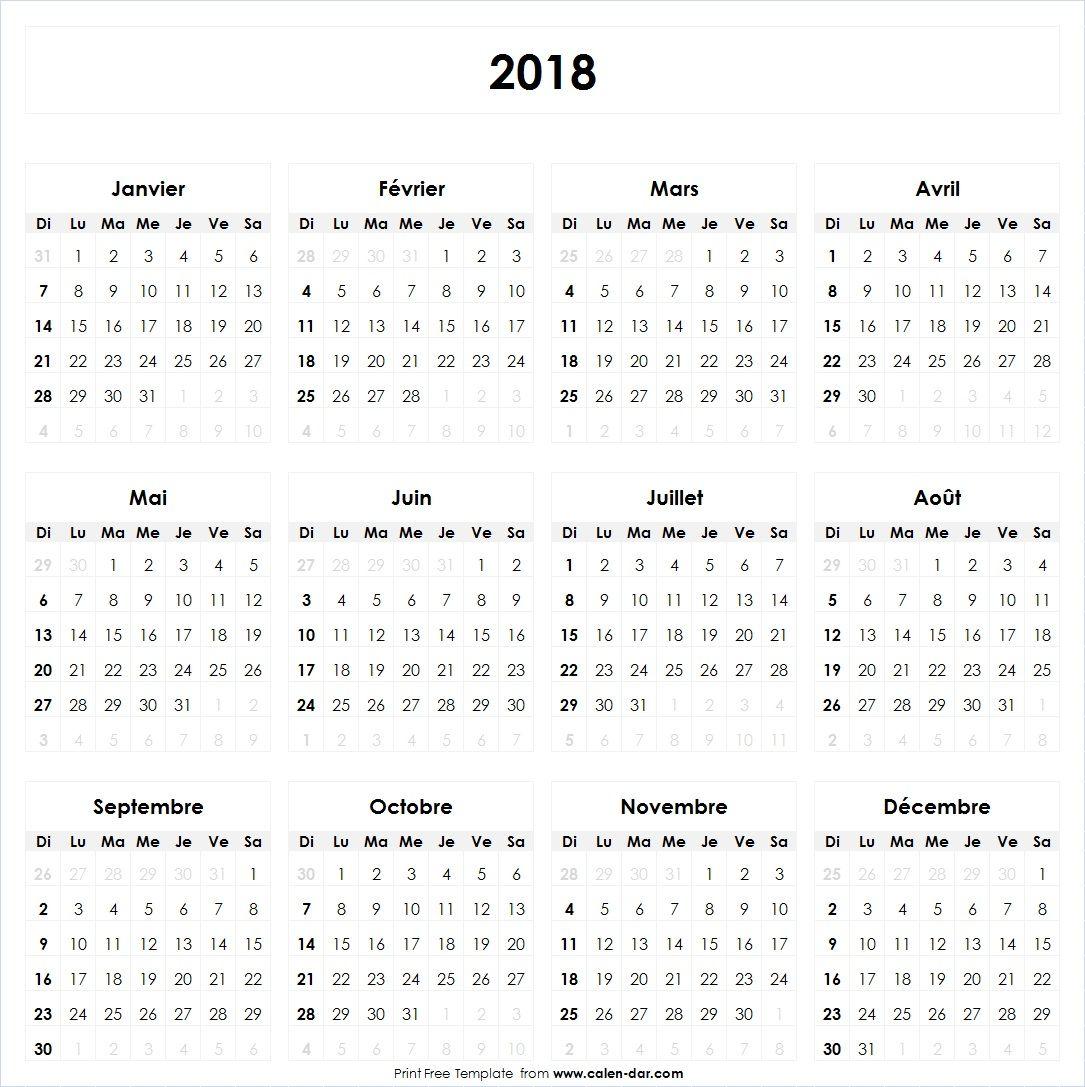 Calendrier Bullet Journal 2020.Calendrier 2018 Bullet Journal 2019 Calendar Calendar