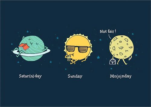 Optimistic And Funny Illustrations That Will Put A Smile In Your Day | Naldz Graphics