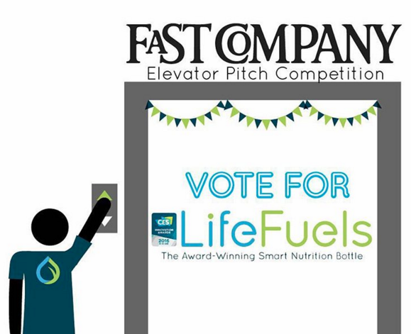 VOTING IS LIVE! LifeFuels is a finalist in the Fast Company Pitch It to Win It Competition AND WE NEED YOUR HELP! To get us to Tuesday's round, we need you and all of your friends to vote for us! Voting starts today 11/16 at 9:01 a.m., at which time we'll post the link in our bio. Get ready to vote! #LifeFuels #FindYourFuel #FastCompany