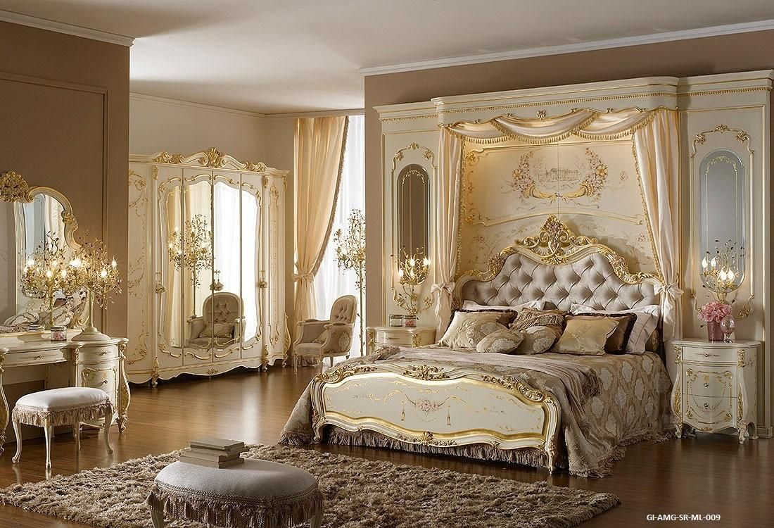 18 Schlafzimmer Ideen Barock Luxurious Bedrooms Bedroom Design Furniture