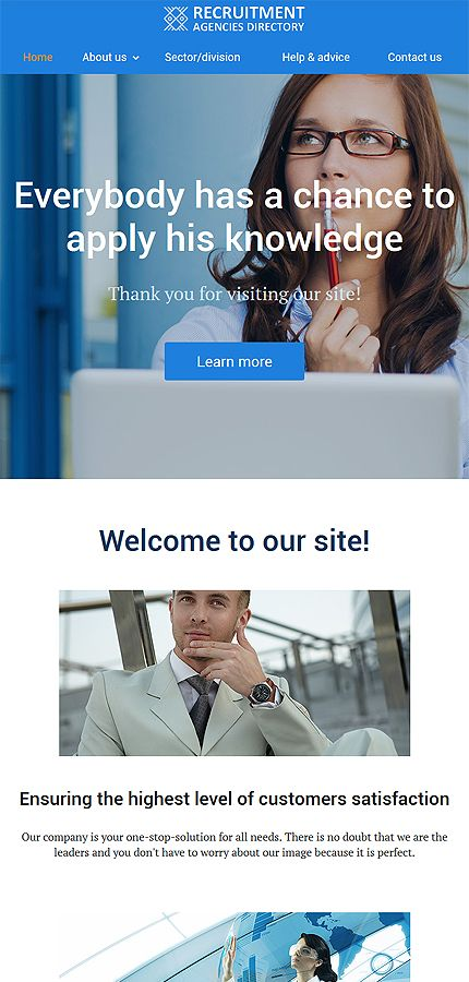 Business •  Espresso Web Inspiration at your Coffee Break! Responsive JavaScript Animated • Template #58824