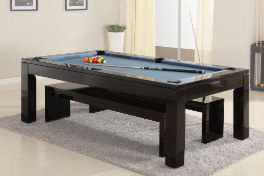 Strikeworth Phoenix Pool Dining Table Solid Wood In 2020 Pool